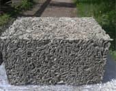 размеры арболитовых блоков
